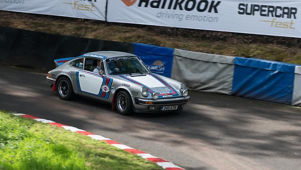 Porsche 911 GTR  - Shelsley Walsh Hill Climb - supercarfest 20th July 2019