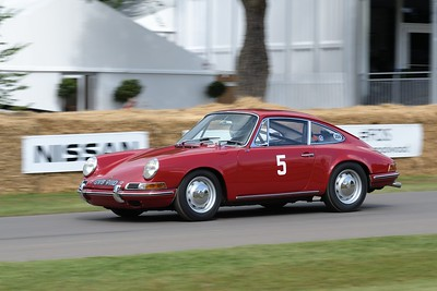 1966 Porsche 911 Rob Russell Goodwood Festival of Speed 2017 -2