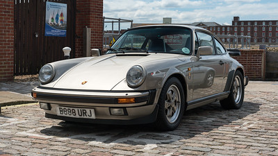 Portsmouth Porsche Carrera 20k miles only -  Goodwood Festival of Speed -  July 2019