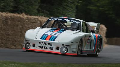Martini Porsche 2 -  Goodwood Festival of Speed -  July 2019