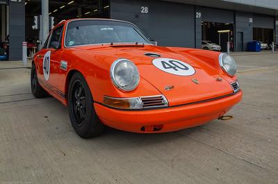 Porsche - Silverstone 2014