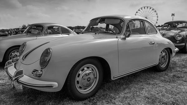 Porsche Club Porsche 356 2 BW - Silverstone Classic 2018