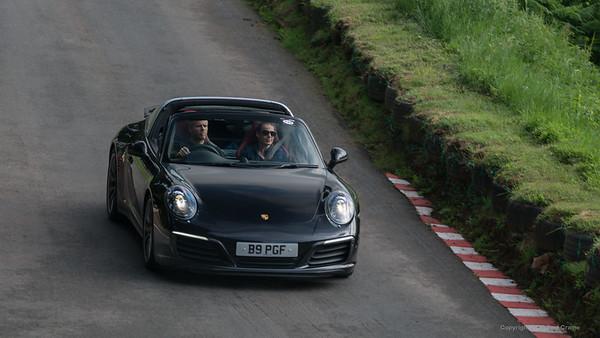 Porsche B9 PGF  - Shelsley Walsh Hill Climb - supercarfest 20th July 2019