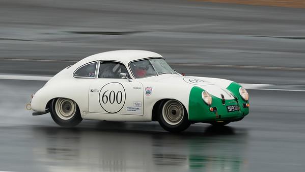1954 Porsche 356 1500S Pre A - Sam Tordoff  -  Silverstone Classic 2019