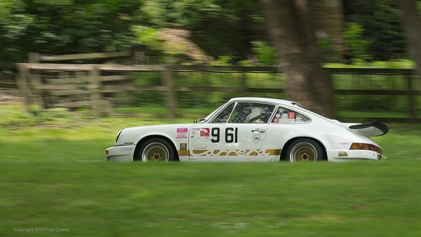Up the Hill - Porsche 911 Carrera 1972 - Jonathan Williamson - Edward Townsend - Porsche at Prescott -  June 2019