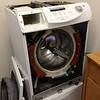"""Maytag MAH8700 AWW. Serial # is in the """"10"""" series. Purchased 2005. Is making an extremely loud howling noise when spinning. Technician partially disassembled and diagnosed bad tub bearings and broken """"spider'  - says it's too expensive for (him to) repair to be worthwhile. I have a matching dryer and pedestal bases and so I will attempt to repair it myself for the cost of parts."""