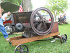 Vintage New Holland Hit-N-Miss Engine