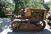 Antiqu tractors. Casa de Fruta, Pacheco Pass, Ca. 2 Jul 2008.