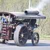 old steam engine full throttle