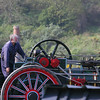 steam engine taken on trevithick day
