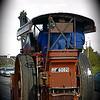 steam engine rear view