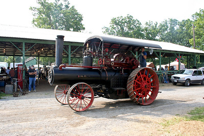 Steam Show- Barryville, VA 2008