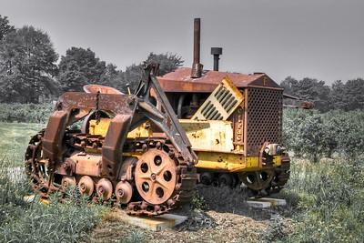 Cletrac tractor