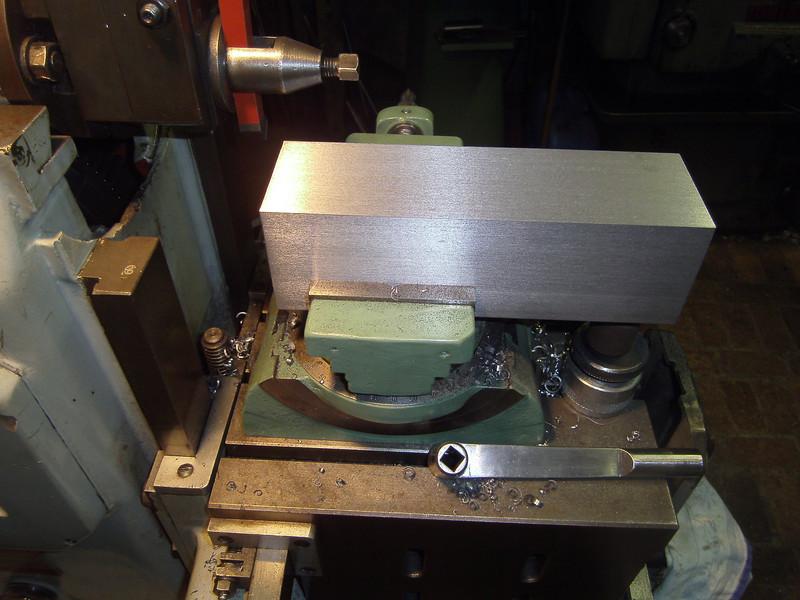 Shaper surface finish