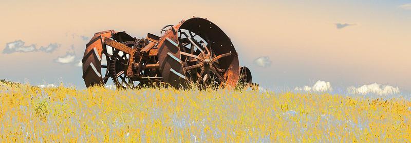Apocalyptic rust #2