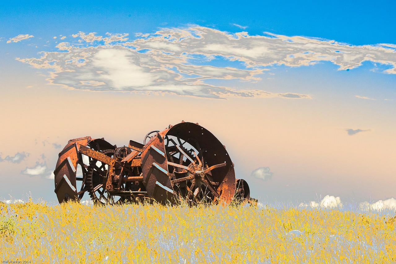 Apocalyptic rust