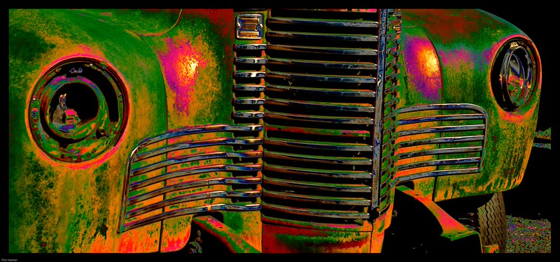 Psychedelic Rust