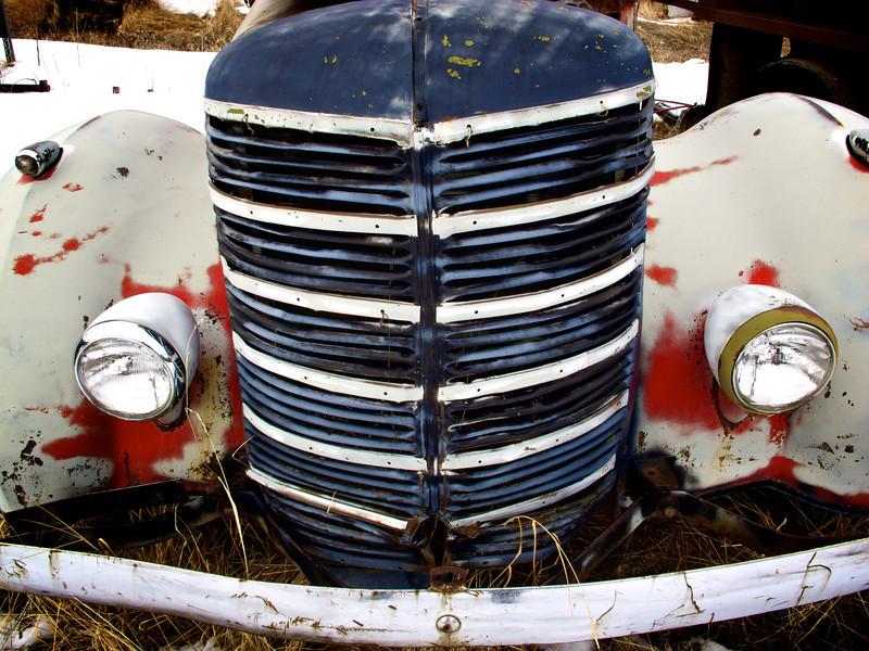 Junkyard in Phillipsburg, MT