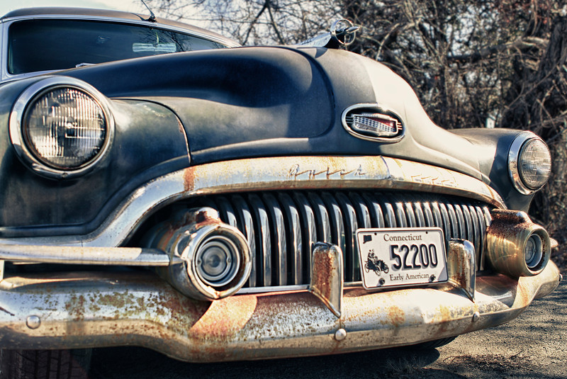 Vintage Buick in Westport, CT