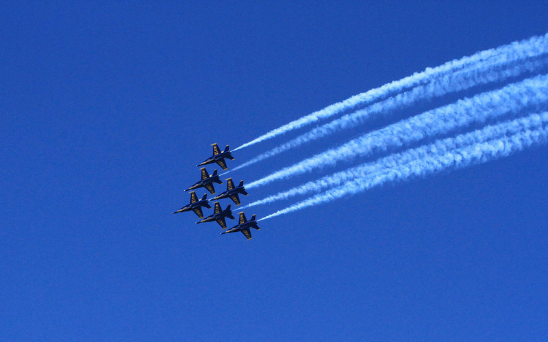 Blue Angels, San Francisco