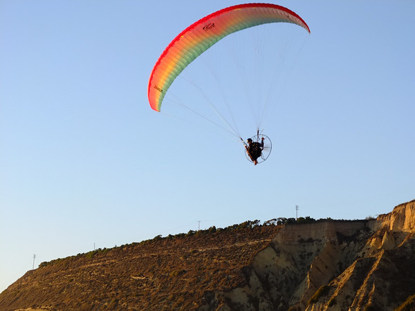 Ultralight Parasails