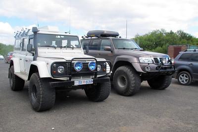 Deux gros 4X4