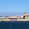 Container Ship, San Francisco Bay, 30 Jun 2008.