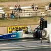 Tires Break Loose At Launch