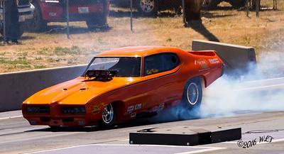 Pontiac Judge Funny Car