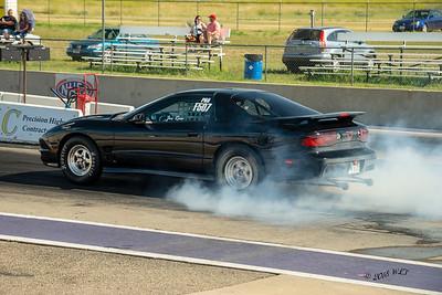 Black Pontiac