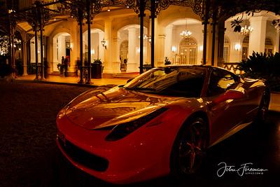 Ferrari, Raffles Hotel