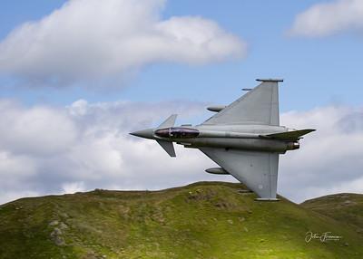 Eurofighter Typhoon, Mach Loop