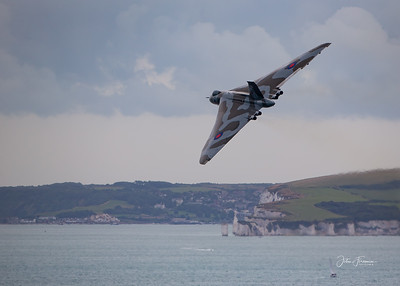 Vulcan Bomber, Bournemouth