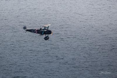 Fokker Dr.I, Bournemouth
