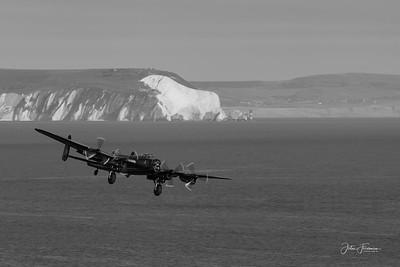 Lancaster Bomber, Needles