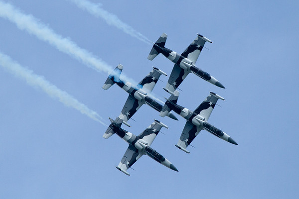 Black Diamond Jet Team
