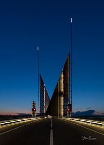 Twin Sails Bridge, Poole