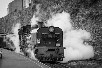 Caernarfon Station, Gwynedd