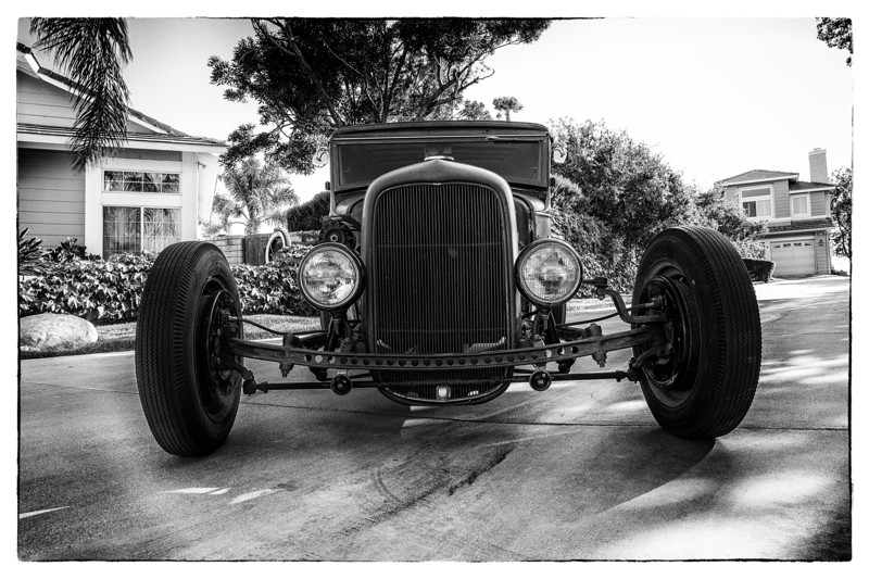 RIch Simmons 1931 Ford Victoria Hot Rod