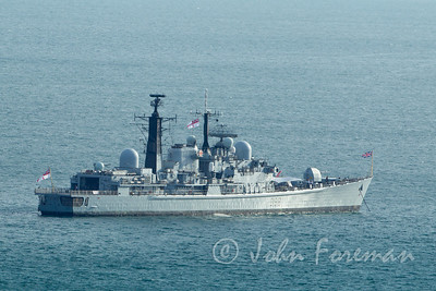 HMS York, Bournemouth