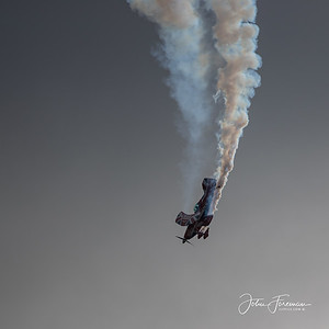 Muscle Biplane, Bournemouth Air 2019