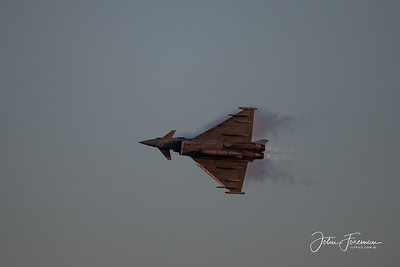 Eurofighter Typhoon FGR4, Bournemouth