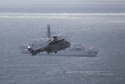 Swiss Air Force Super Puma, Bournemouth