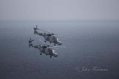 Lynx HMA.8, Black Cats, Bournemouth
