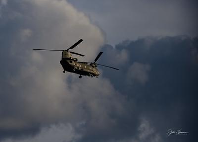 Boeing CH-47 Chinook, Bournemouth