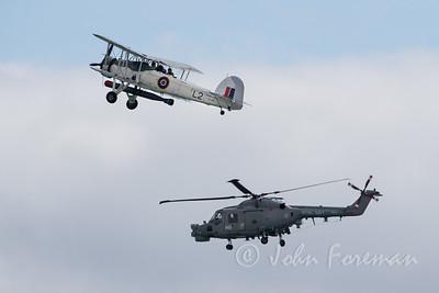 Lynx HMA.8, Black Cats and Swordfish, Bournemouth