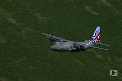 AC-130 Hercules, Snowdonia
