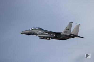 F-15E Strike Eagle 98-0135 LN, Lakenheath