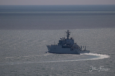 HMS Enterprise, Bournemouth