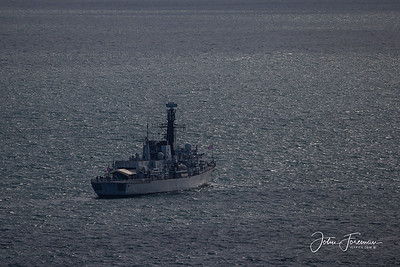 HMS Argyll, Bournemouth